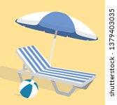 summer holidays background on...   Shutterstock .eps vector #1379403035