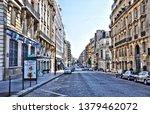 streets in historic center of... | Shutterstock . vector #1379462072