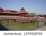 fatehpur sikri   agra district  ... | Shutterstock . vector #1379528705
