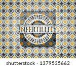 infertillity arabic badge...   Shutterstock .eps vector #1379535662