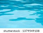 water background blue | Shutterstock . vector #1379549108