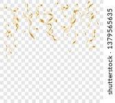 Gold Confetti Celebration ....
