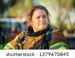 Female Firefighter Isolated In...