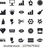 solid vector icon set  ... | Shutterstock .eps vector #1379679362