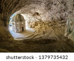 temple of valadier  inside the... | Shutterstock . vector #1379735432