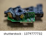 disassembled electrical...   Shutterstock . vector #1379777732