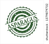 green asparagus distressed...   Shutterstock .eps vector #1379879732