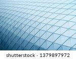 building structures aluminum... | Shutterstock . vector #1379897972