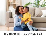childhood  kids and people... | Shutterstock . vector #1379927615