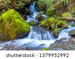 Merriman Falls Cascading...