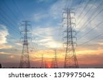 The Transmission Line And Towe...
