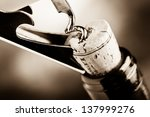 wine tasting | Shutterstock . vector #137999276