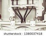 engine details close up | Shutterstock . vector #1380037418