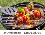Grilling Colorful Healthy...