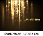 elegant abstract background | Shutterstock .eps vector #138015128