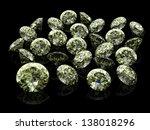 green diamond | Shutterstock . vector #138018296