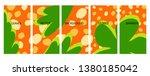 social media stories banners...   Shutterstock .eps vector #1380185042