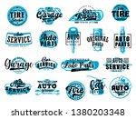 automobile spare parts workshop ...   Shutterstock .eps vector #1380203348