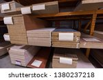 production department of a big... | Shutterstock . vector #1380237218