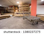 production department of a big... | Shutterstock . vector #1380237275