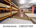 production department of a big... | Shutterstock . vector #1380237485