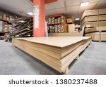 production department of a big... | Shutterstock . vector #1380237488