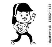 people online banking | Shutterstock .eps vector #1380244658