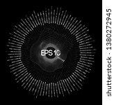 big data visualization.... | Shutterstock .eps vector #1380272945