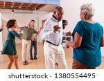 People Attending Dance Class I...