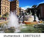 valencia  spain   december 20 ... | Shutterstock . vector #1380731315
