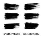 abstract ink design. modern... | Shutterstock . vector #1380806882