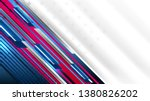 vector of usa color background... | Shutterstock .eps vector #1380826202