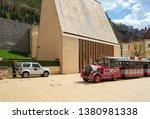 vaduz  liechtenstein   april 16 ... | Shutterstock . vector #1380981338