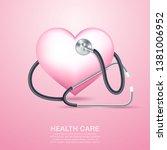 medical care. medical... | Shutterstock .eps vector #1381006952