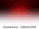 light red vector seamless... | Shutterstock .eps vector #1381011998
