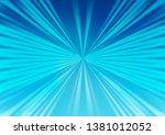 light blue vector template with ... | Shutterstock .eps vector #1381012052