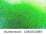 light green vector layout with... | Shutterstock .eps vector #1381012085