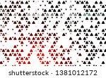 light red vector seamless... | Shutterstock .eps vector #1381012172