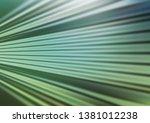 light green vector bokeh... | Shutterstock .eps vector #1381012238