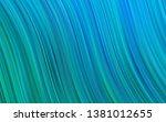 light blue vector background... | Shutterstock .eps vector #1381012655