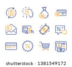 payment  cash and delivery... | Shutterstock .eps vector #1381549172