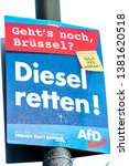 berlin  germany   april 18 ... | Shutterstock . vector #1381620518