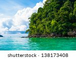 ko surin national park thailand | Shutterstock . vector #138173408