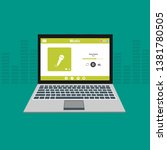 laptop music software user...