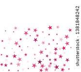 falling stars confetti... | Shutterstock .eps vector #1381848242