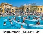 budapest   april 3  2019 ...   Shutterstock . vector #1381891235