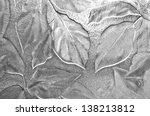a close up of door or window... | Shutterstock . vector #138213812