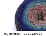 yarn macro texture. gradient...   Shutterstock . vector #1382139038