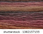 yarn macro texture. gradient...   Shutterstock . vector #1382157155