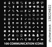 100 communication  connection ...